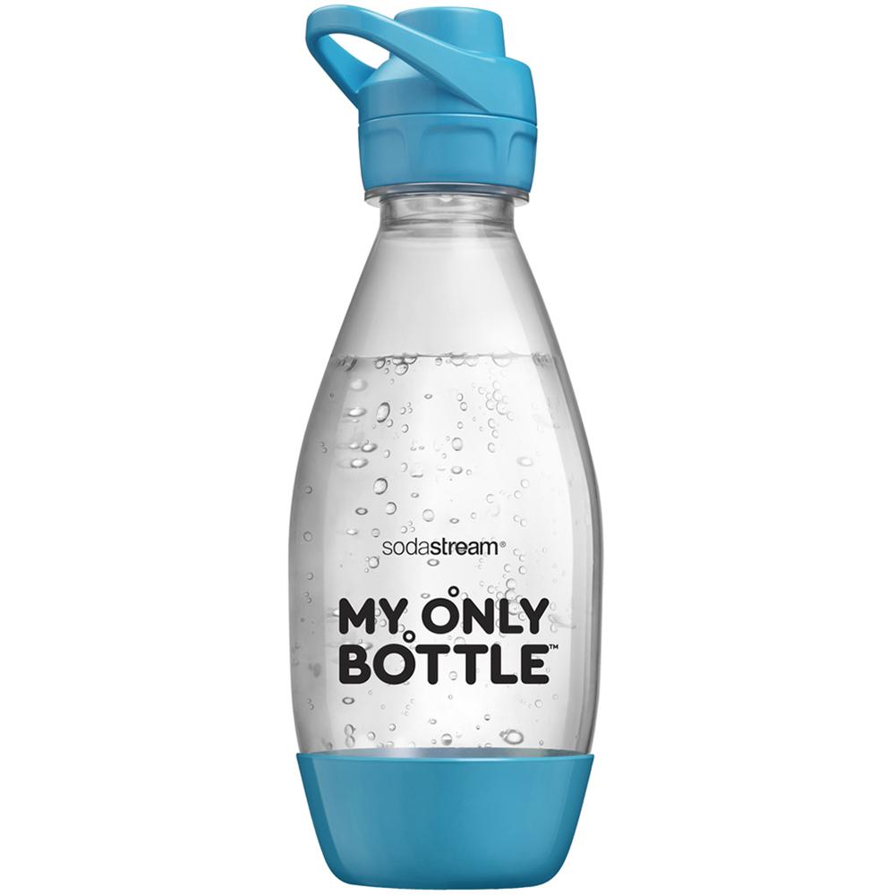 SodaStream sportovní lahev do myčky MY ONLY BOTTLE 0,6l modrá