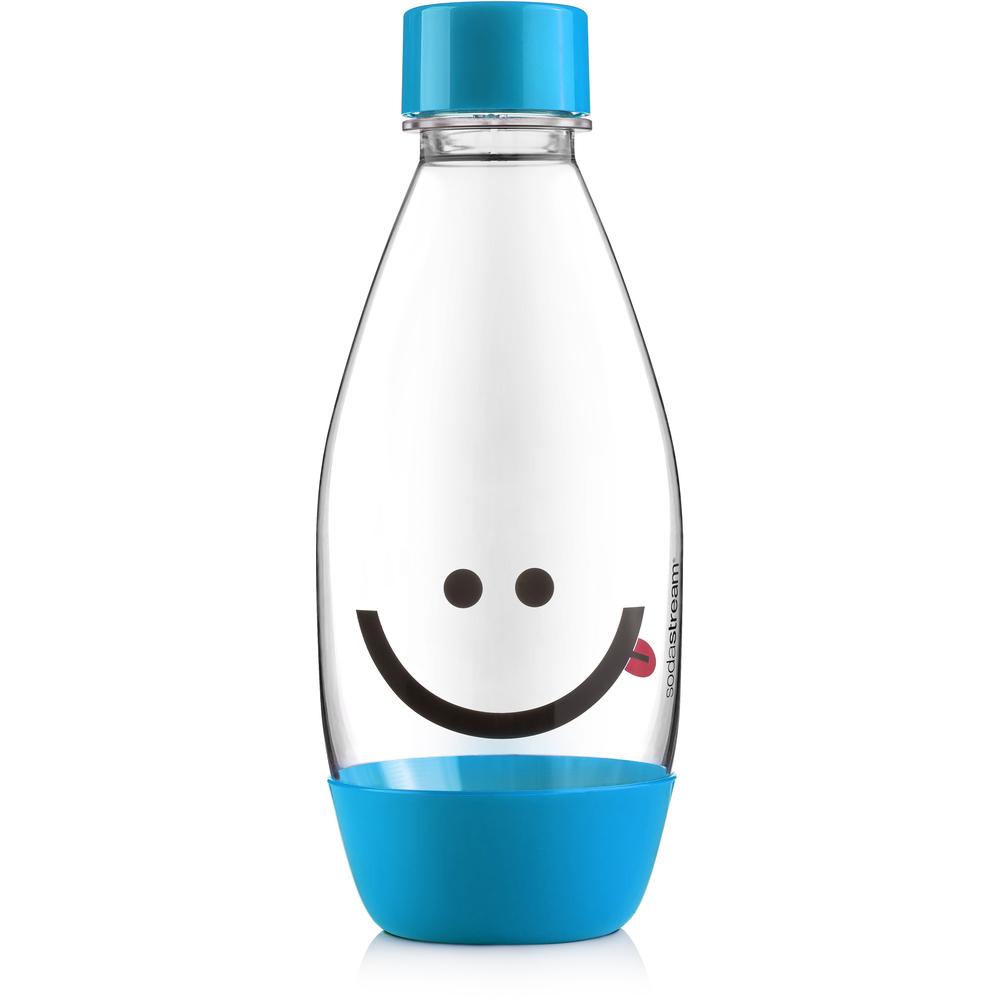SodaStream lahev dětská 0,5l Smajlík modrá