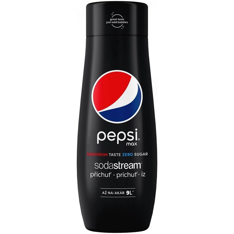 SodaStream sirup Pepsi MAX (bez cukru) 440ml