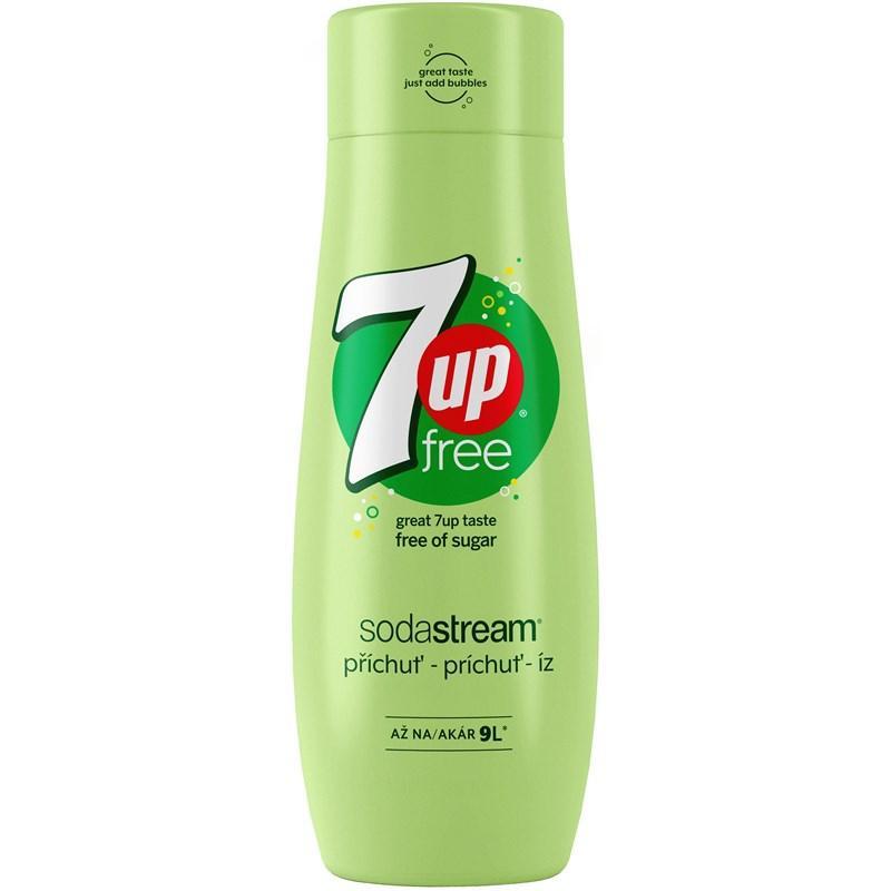 SodaStream sirup 7UP Free (bez cukru) 440ml
